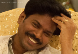 Swami Sri Kaleshwar, January 8, 1973 - March 15, 2012