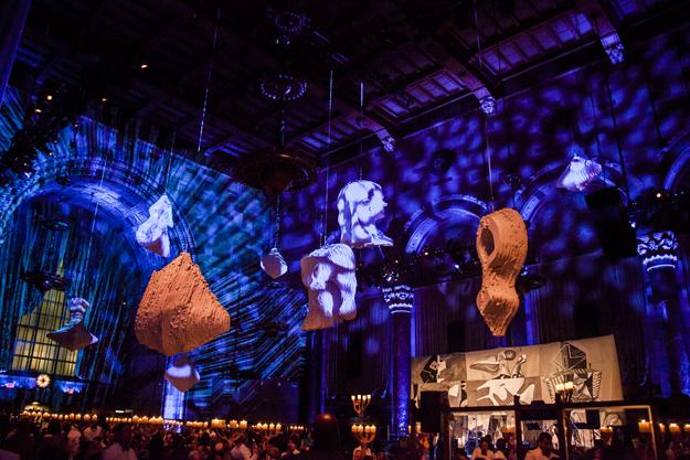 EL Museo Gala 2014