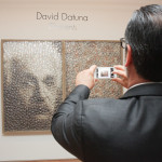 NYC Art Exhibition: David Datuna's Elements