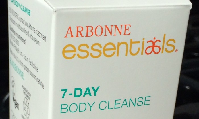 Arbonne 7 day cleanse