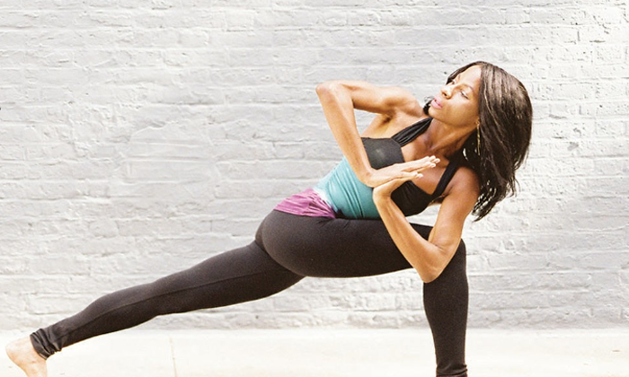 Introducing tanya-b: Presence-inspired Yogawear